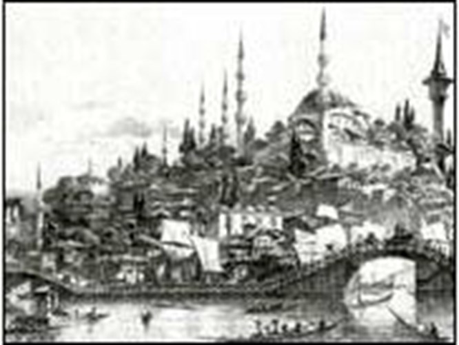 Eski İstanbul canlanacak
